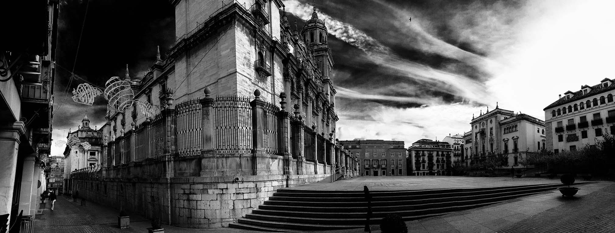 Kathedraal Jaén Spanje 3.5.3