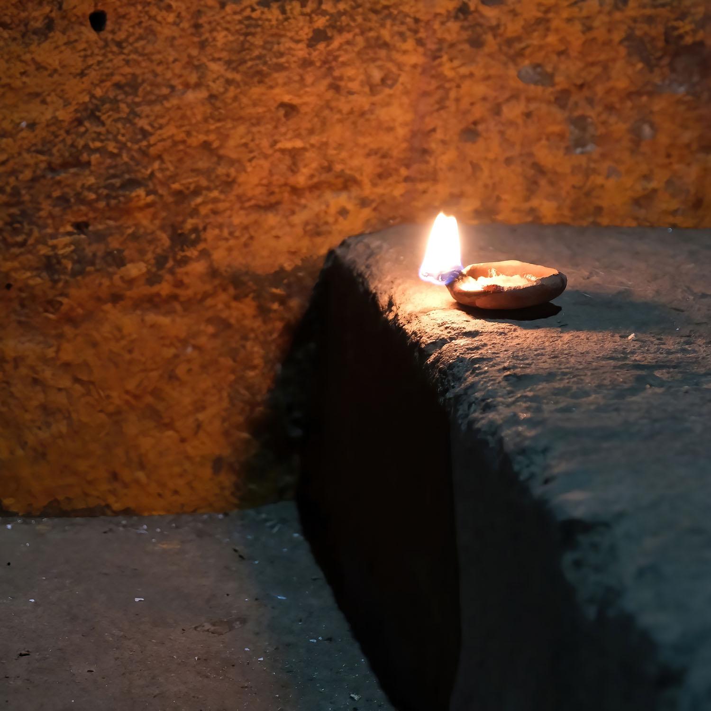 India Diwali feest