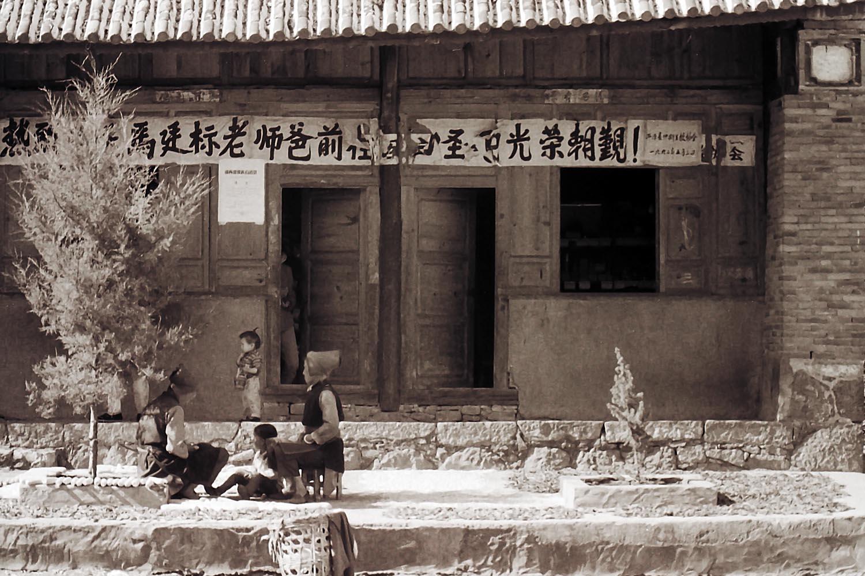 Tijdreis naar China