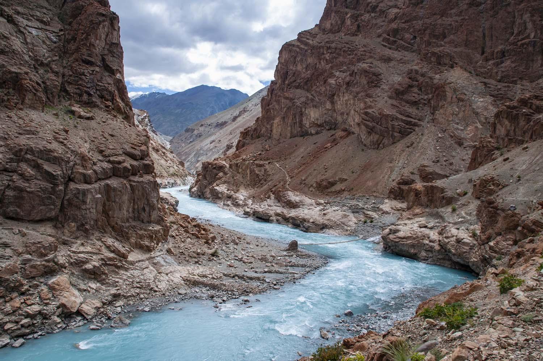 Zanskar rivier